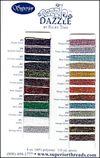 Razzle Dazzle Colour Card