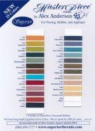 Masterpiece Colour Card #2