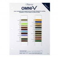 OMNI-V #2 Colour Card